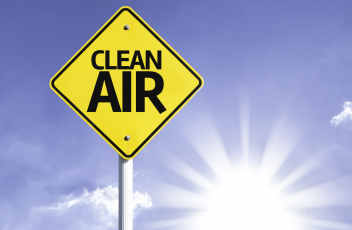 clean-air-sign