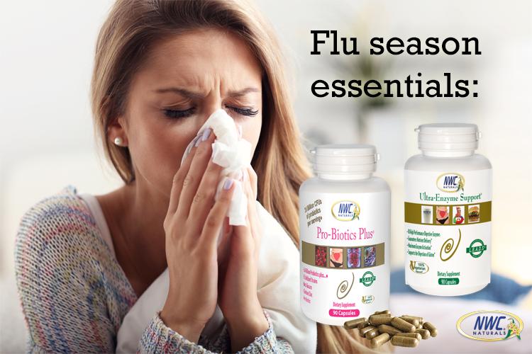 flu season supplements