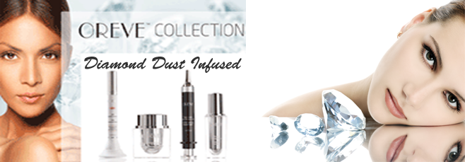 Diamond Infused Skin Care