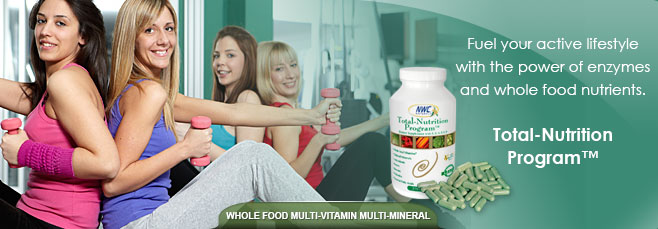 Whole Food Multi-Vitamin