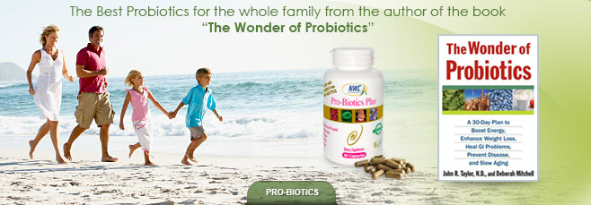 The Best Probiotics
