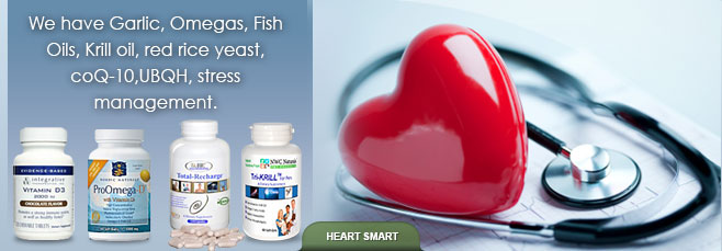 Heart Smart Supplements
