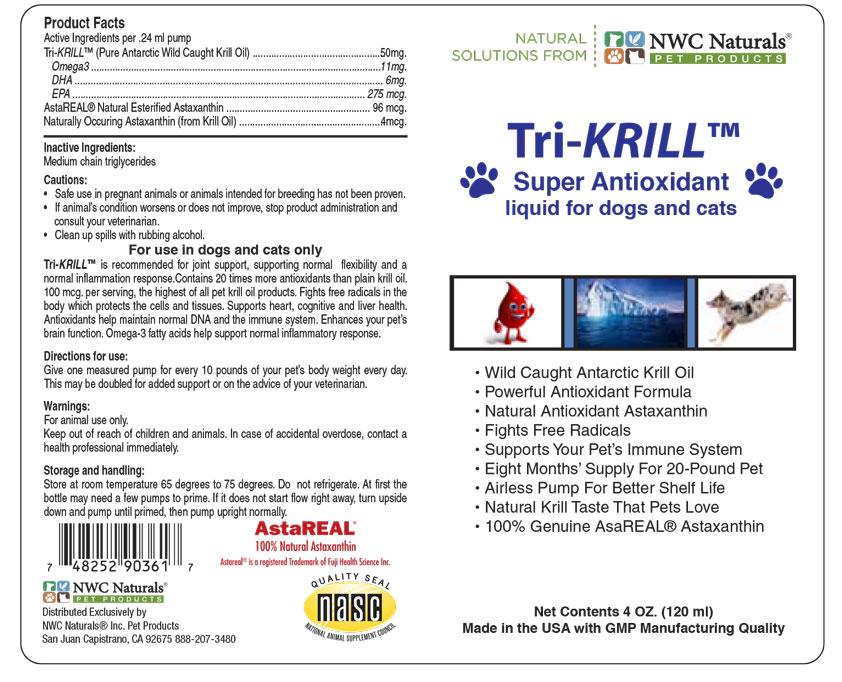 Tri-Krill Pump