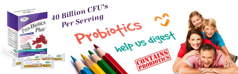 probiotics plus
