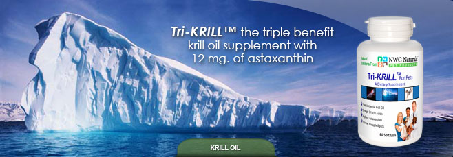 Tri-Krill ™ For Pets