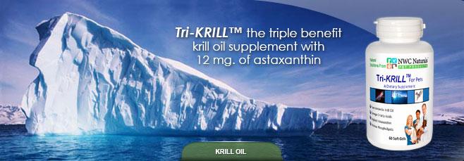 Tri-Krill ™ For Pets