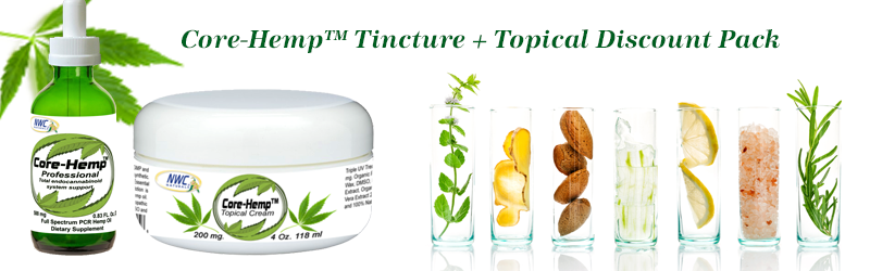 Core-Hemp™ Topical CBD Cream