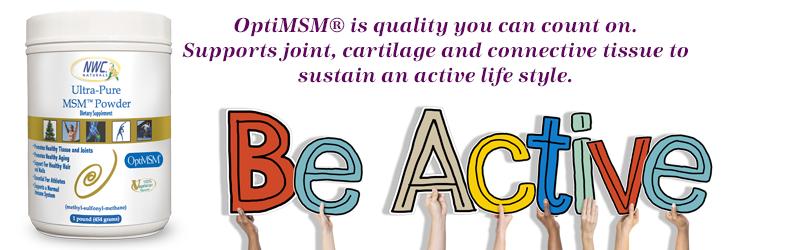 MSM Caps and Powder