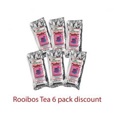 African Sunrise™ Rooibos Tea - 6 pack discount
