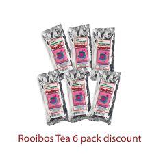 African Sunrise™ Rooibos Tea - 6 pack discount
