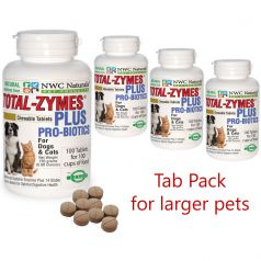 Total-Zymes® Plus - For Larger Pets Pack