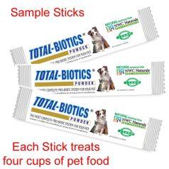 Total-Biotics® Stick Packs package of 10