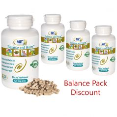 Balance & Burn® Pack - 4 for the price of 3!
