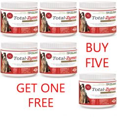 Total-Zymes®  6 for the price of 5
