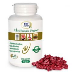 Ultra-Enzyme Support 90 ct bottle