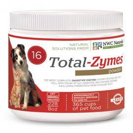 Total-Zymes® for Dogs and Cats 228 Gram - Digestive Enzyme supplement for dogs and cats