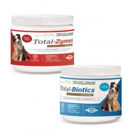 Total-Digestion Mini Twin Pack™ ideal for Smaller Dogs and Cats