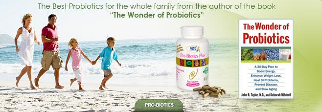The Best Probiotics