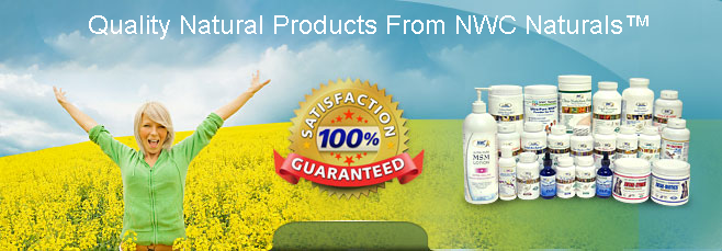 Supplements From NWC Naturals